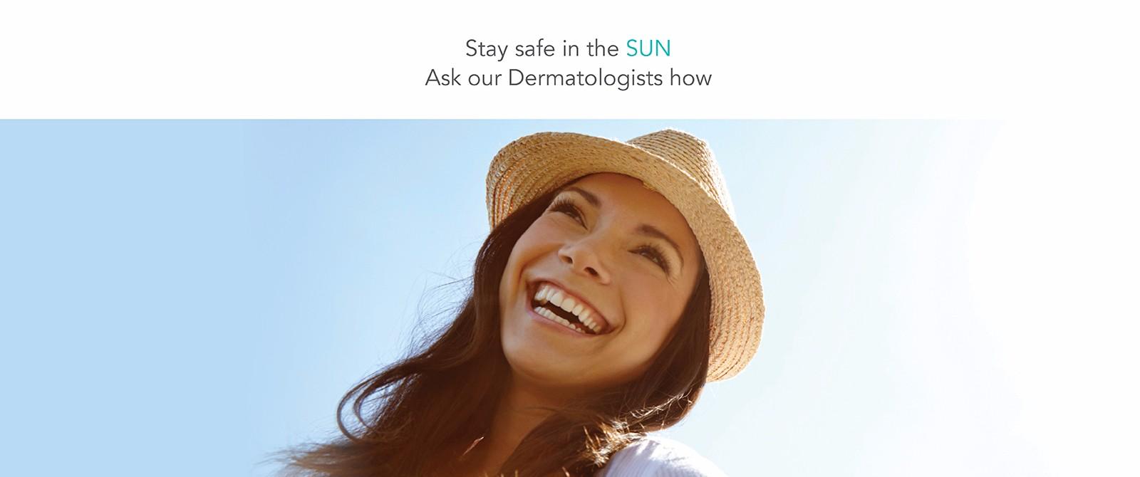 Sun smart - Lotus Dermatology