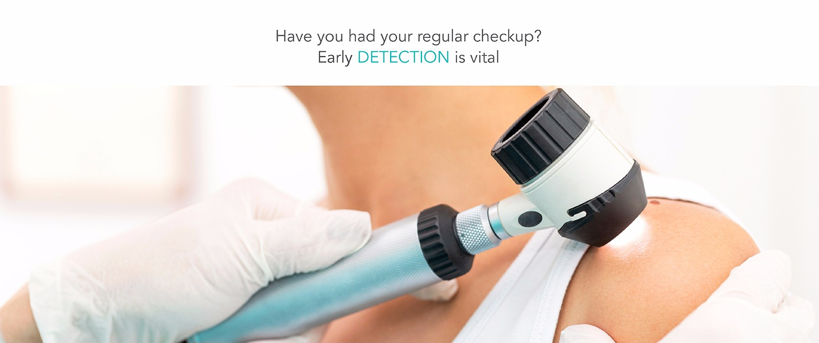 Dermatoscope Skin Checkup